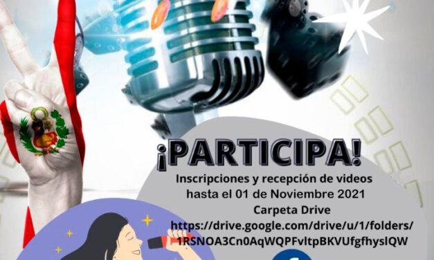 COMUNICADO -FESTIVAL DE CANTO